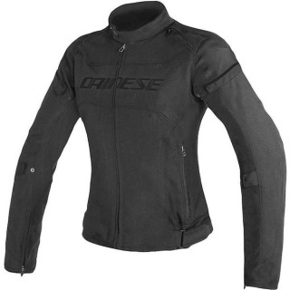 GIACCA DAINESE D-FRAME LADY TEX JACKET - BLACK