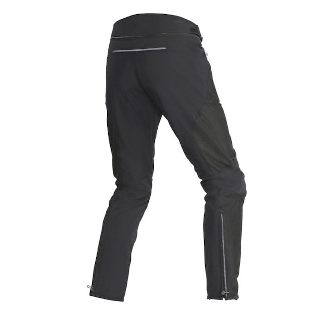 DAINESE DRAKE SUPER AIR TEX PANTS BLACK - BACK