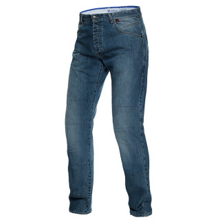 DAINESE BONNEVILLE REGULAR JEANS - MEDIUM DENIM