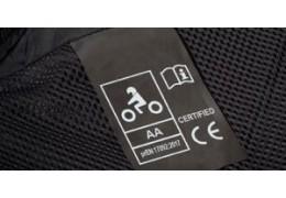 Abbigliamento Moto Certificato